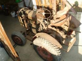 """Sprzedam zabytkowy traktor z 1929 roku """"Deutz F1M414 Bauernschlepper"""""""