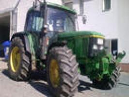 Ciągnik John Deere 6400 -96rok